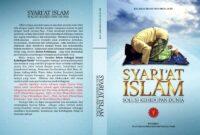 Syariat Islam sebagai Solusi Kekehidupan Dunia, Karya Dr Habib Segaf bin Hasan Baharun