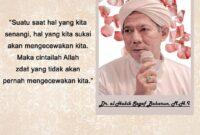 Quotes Habib Segaf Baharun 2