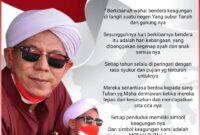 Upacara 17 Agustus Habib Segaf Dr Habib Segaf Baharun